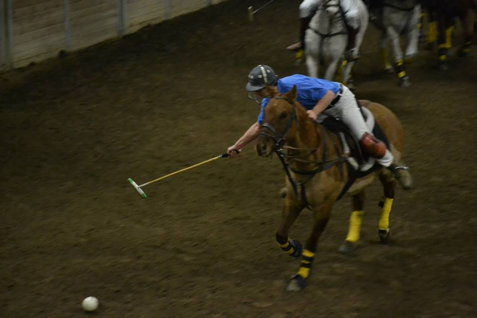 polo club action shot