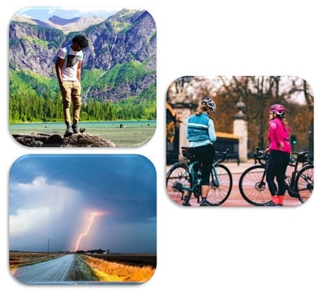 Climate Smart Montana Collage