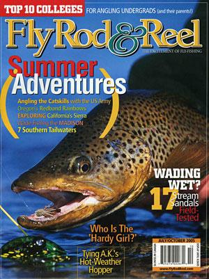 msu news - msu hooks top spot in fly rod & reel's college rankings, Fishing Reels