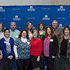 Nominees gather for the 2014 MSU Employee Recognition Awards Tuesday, April 8, 2014 in Bozeman.