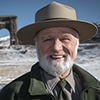 Yellowstone National Park historian Lee Whittlesey will receive an honorary doctorate degree during MSU's spring commencement on Saturday, May 3. MSU photo by Kelly Gorham.