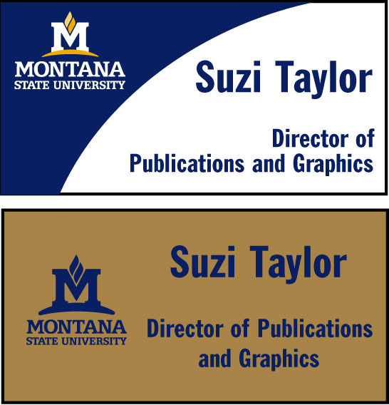 montana state university integrated marketing downloads - creative, Presentation templates
