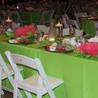 Image of decorated long table 19.