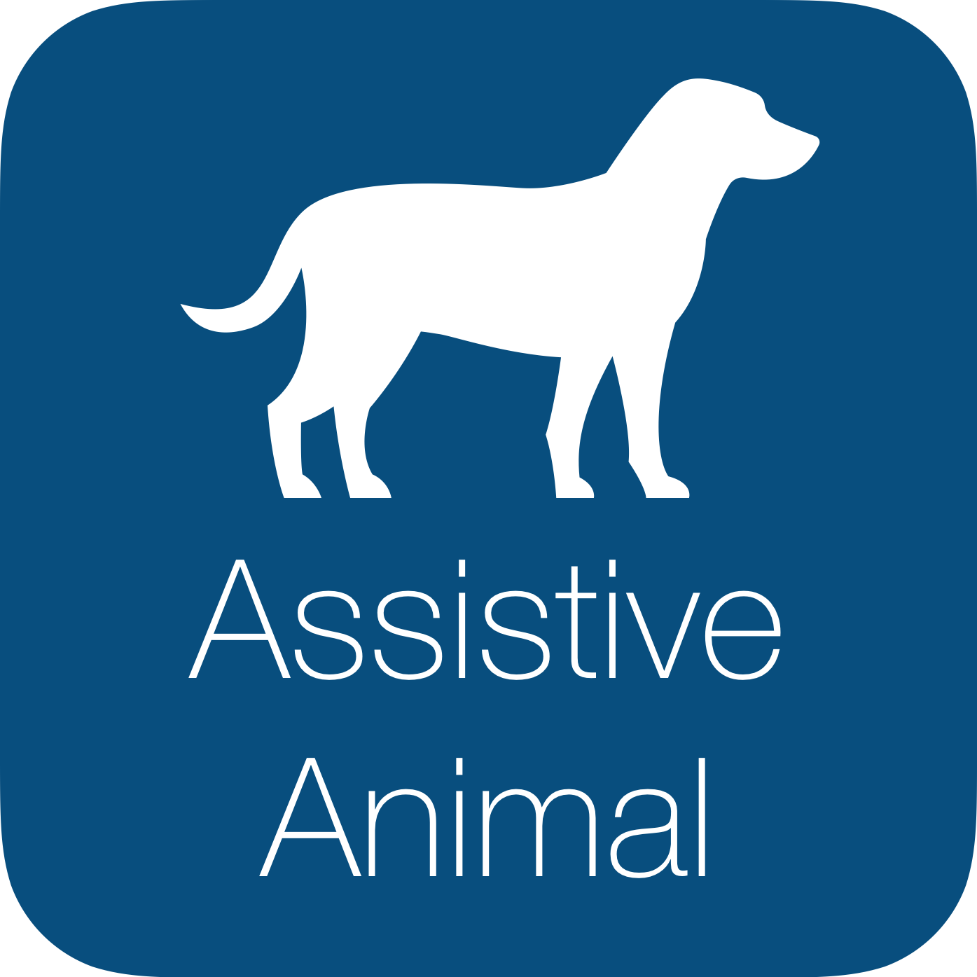 Assistive Animal Request Form