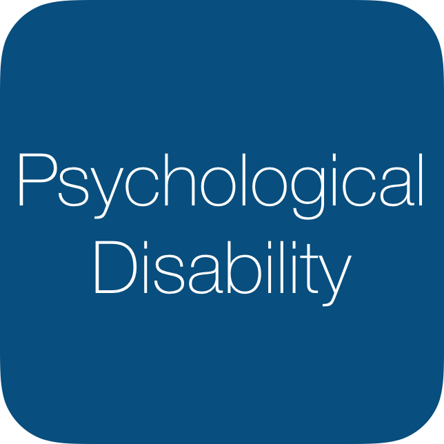 Psychological Disability Documentation Guidelines