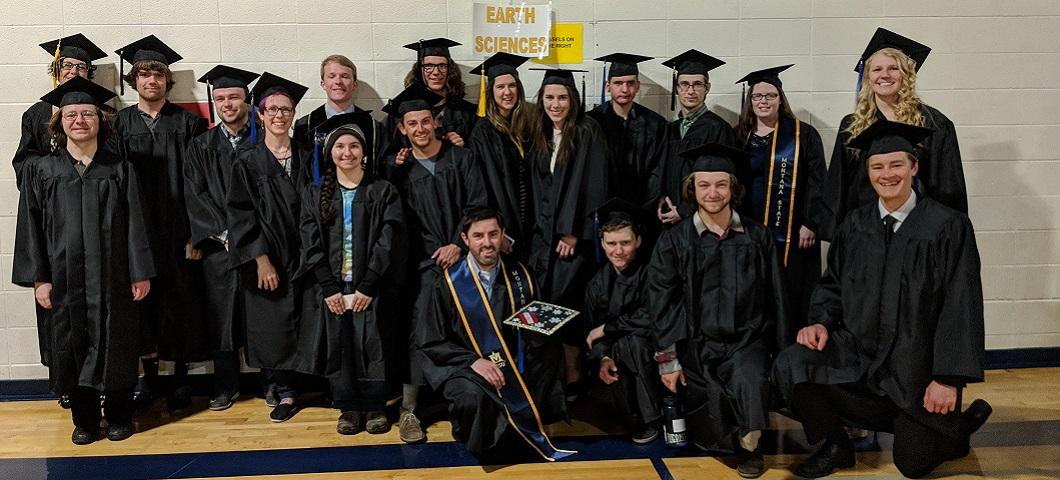 ESCI students celebrate 2018 Graduation