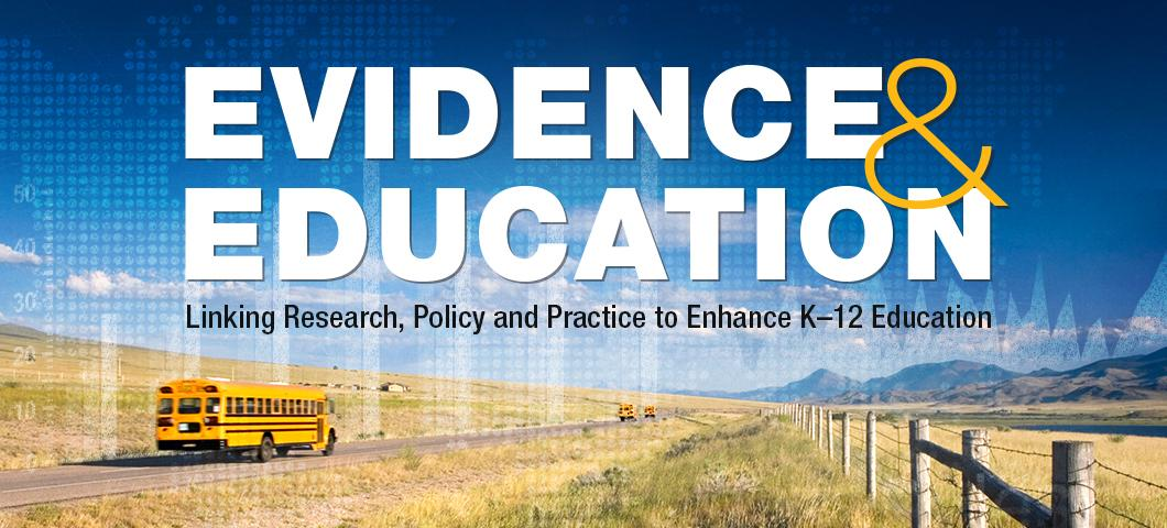 Evidence and Education Policy Conference
