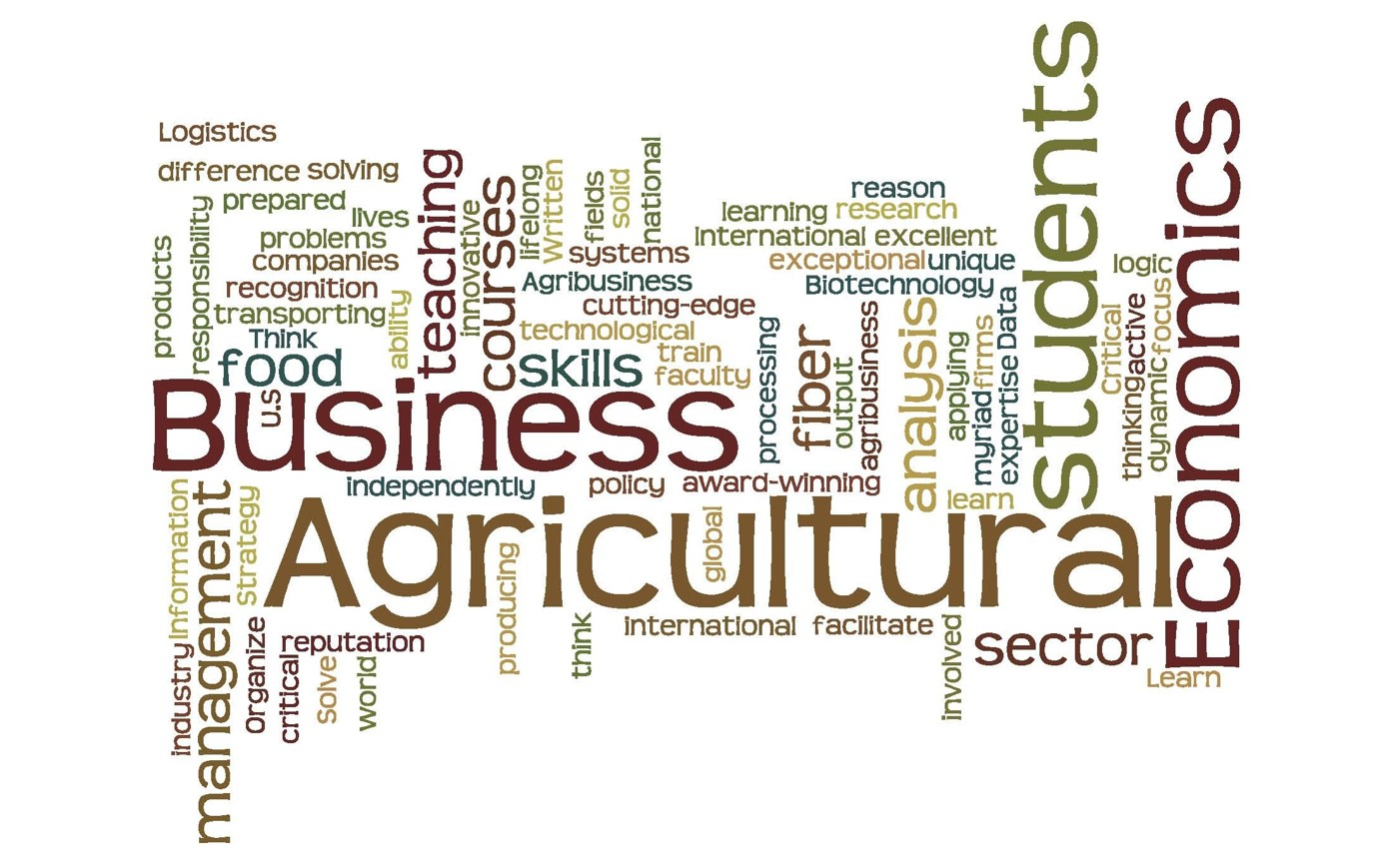 Agribusiness - Department of Agricultural Economics & Economics