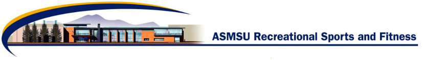 ASMSU Recreational Sports and Fitness logo