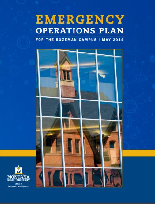 Picture of Emergency Operations Plan