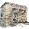 MSU is studying tiny homes as a housing solution and discovering energy conditions that do not exist in larger homes (R. Johnson group).