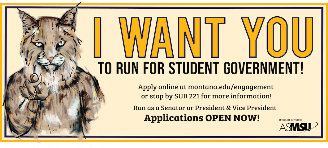 elections applications open now! apply by clicking this link!