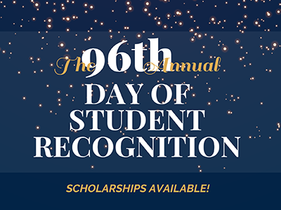 Day of Student Recognition applications available