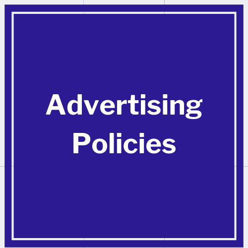 link to advertising policies