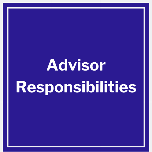 link to advisor responsibilities
