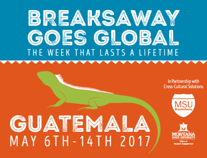 breaksaway goes global