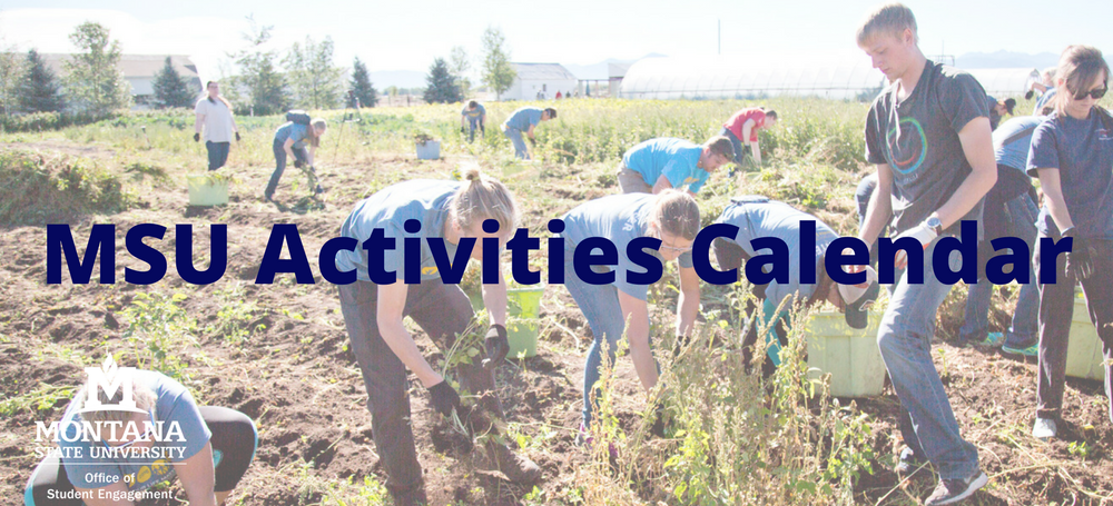 February 7 2020 Calendar Bozeman Montana Activities Calendar   Office of Student Engagement | Montana State