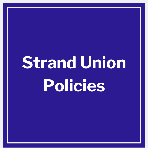 link to strand union policies