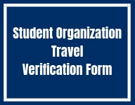 Student Org Travel Form