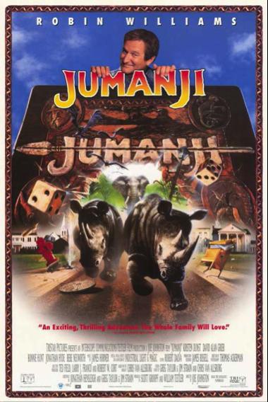 Jumanji Movie Download Free - Allmoviacom