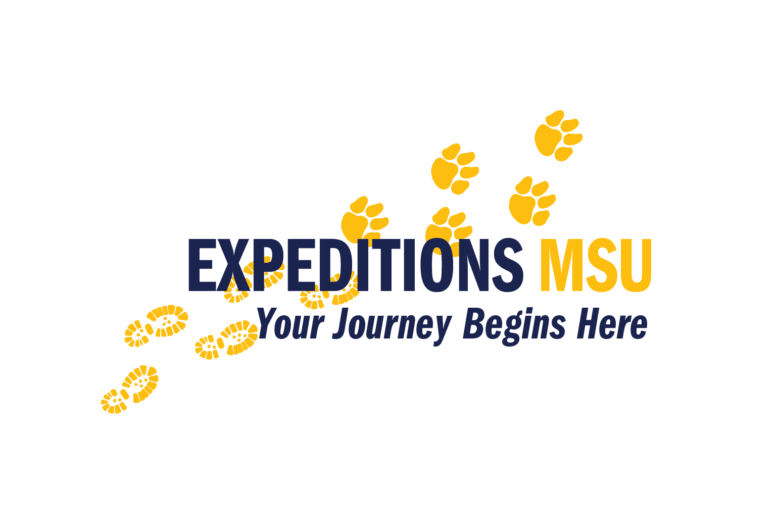 Logo for Expeditions MSU