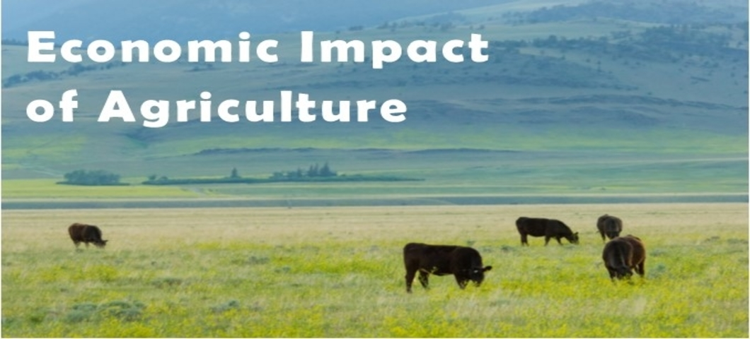 New Economic Impact of Agriculture Reports