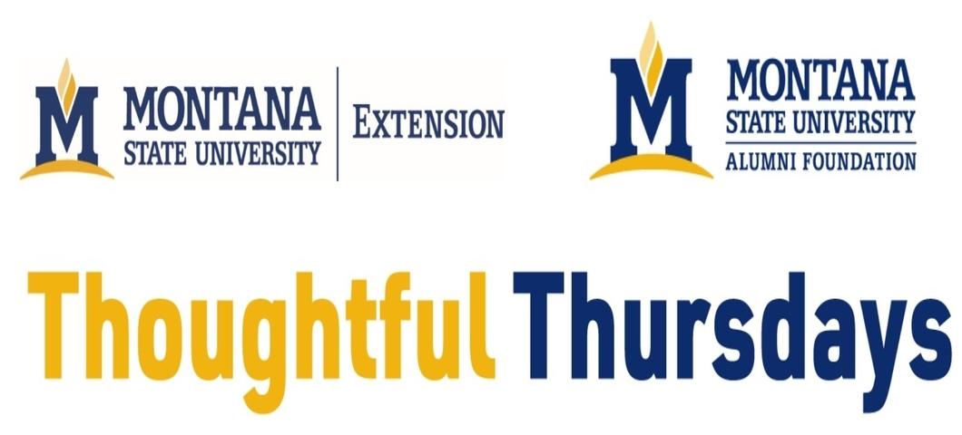 Thoughtful Thursdays Webinar Series Starts April 15