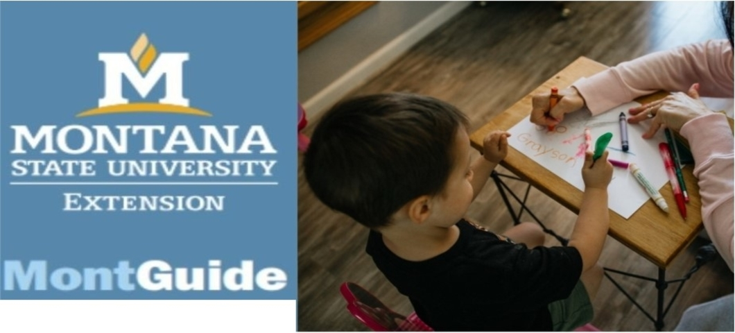 Revised MontGuide:  Custodial Accounts for Children Under Age 21