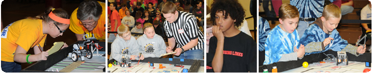Highlights from the 2013 FIRST LEGO League Tournament