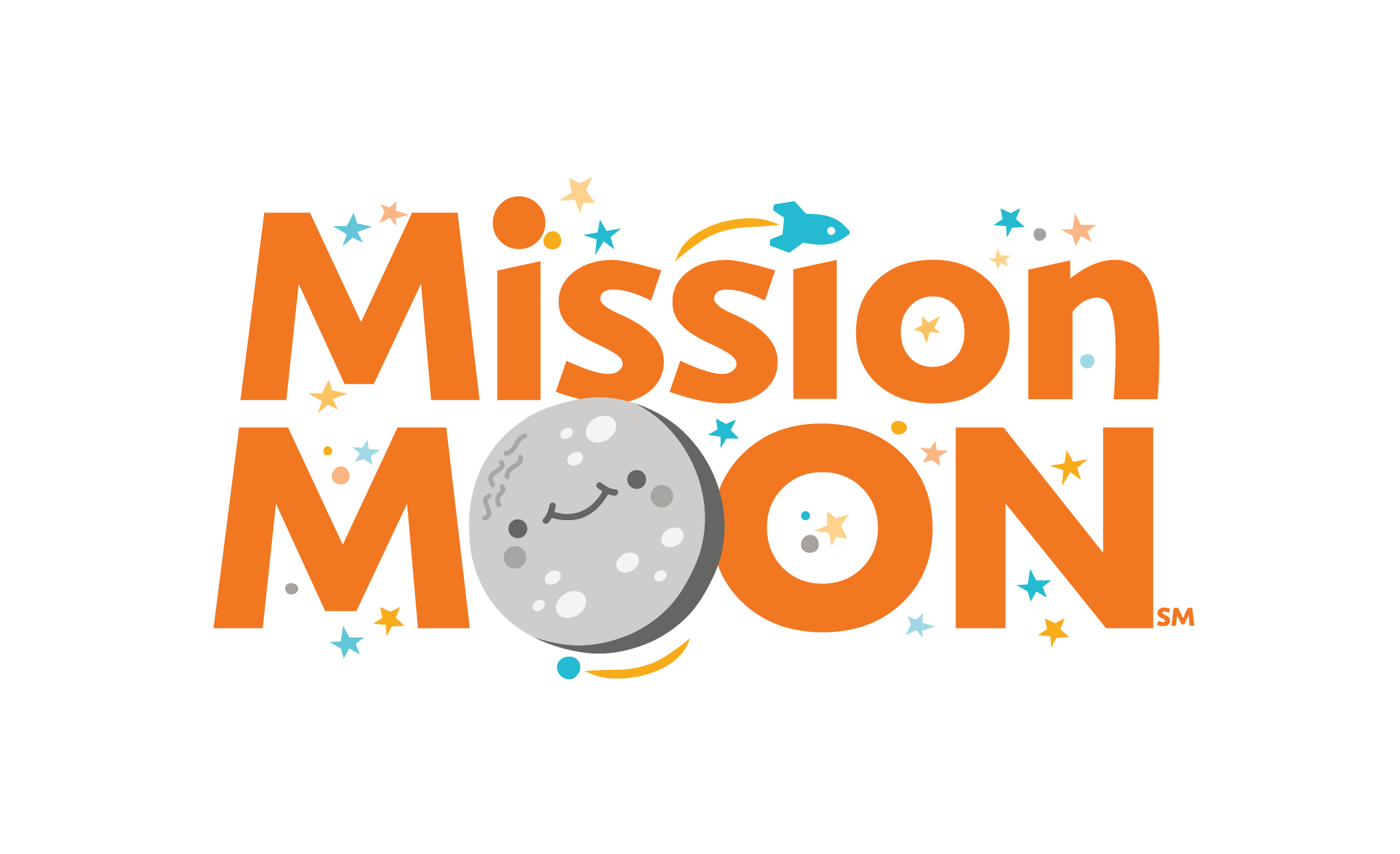 FLL Jr Mission Moon Logo