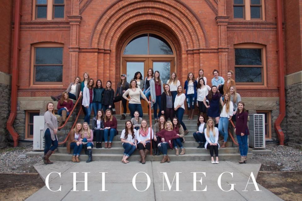 Chi Omega - Fraternity and Sorority Life | Montana State