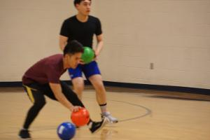 Intramural Dodgeball