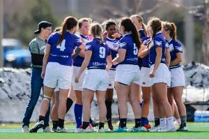 MSU Women's Rugby Team