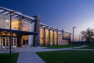 Hosaeus Fitness Center entrance