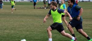 Intramural Co-ed Soccer