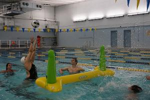 IM Water Volleyball