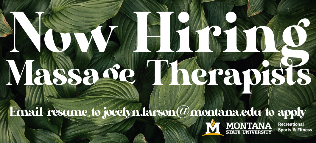 Hiring massage therapists