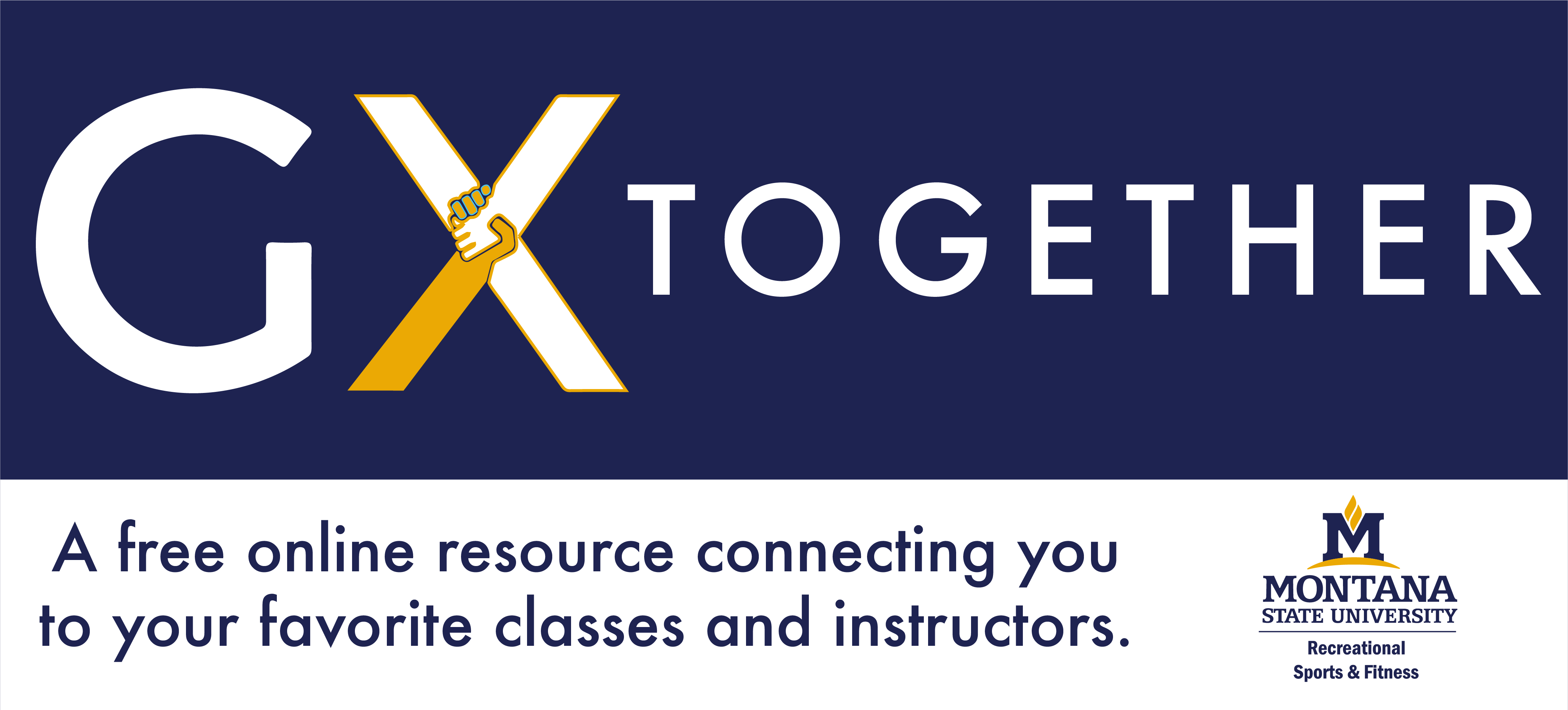 A free online resource connecting you to your favorite classes and instructors.