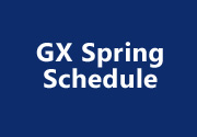 Group Exercise Spring Schedule