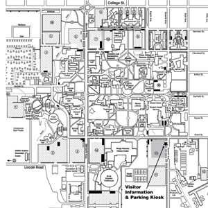 Maps Directions Parking Graduate School Montana State - Montana state map