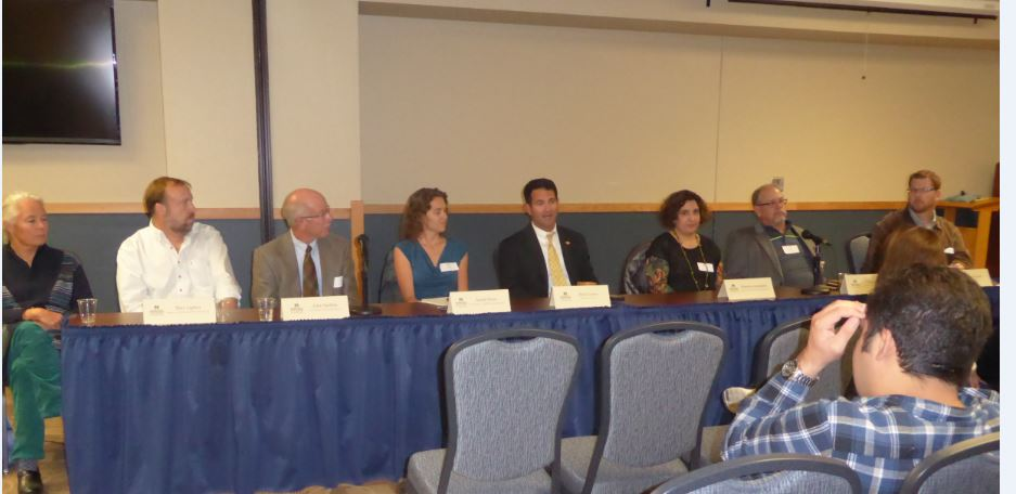 career pathways panelists