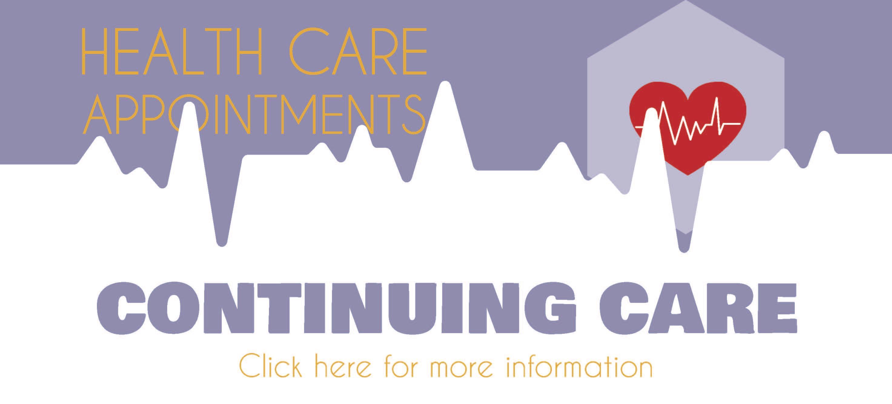 Continuing care Appt