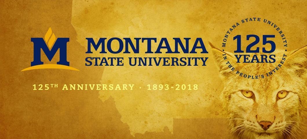 montana state university 125 years