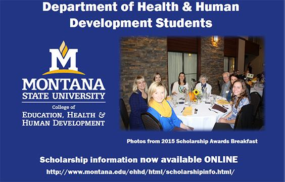 Health & Human Development Scholarships Available