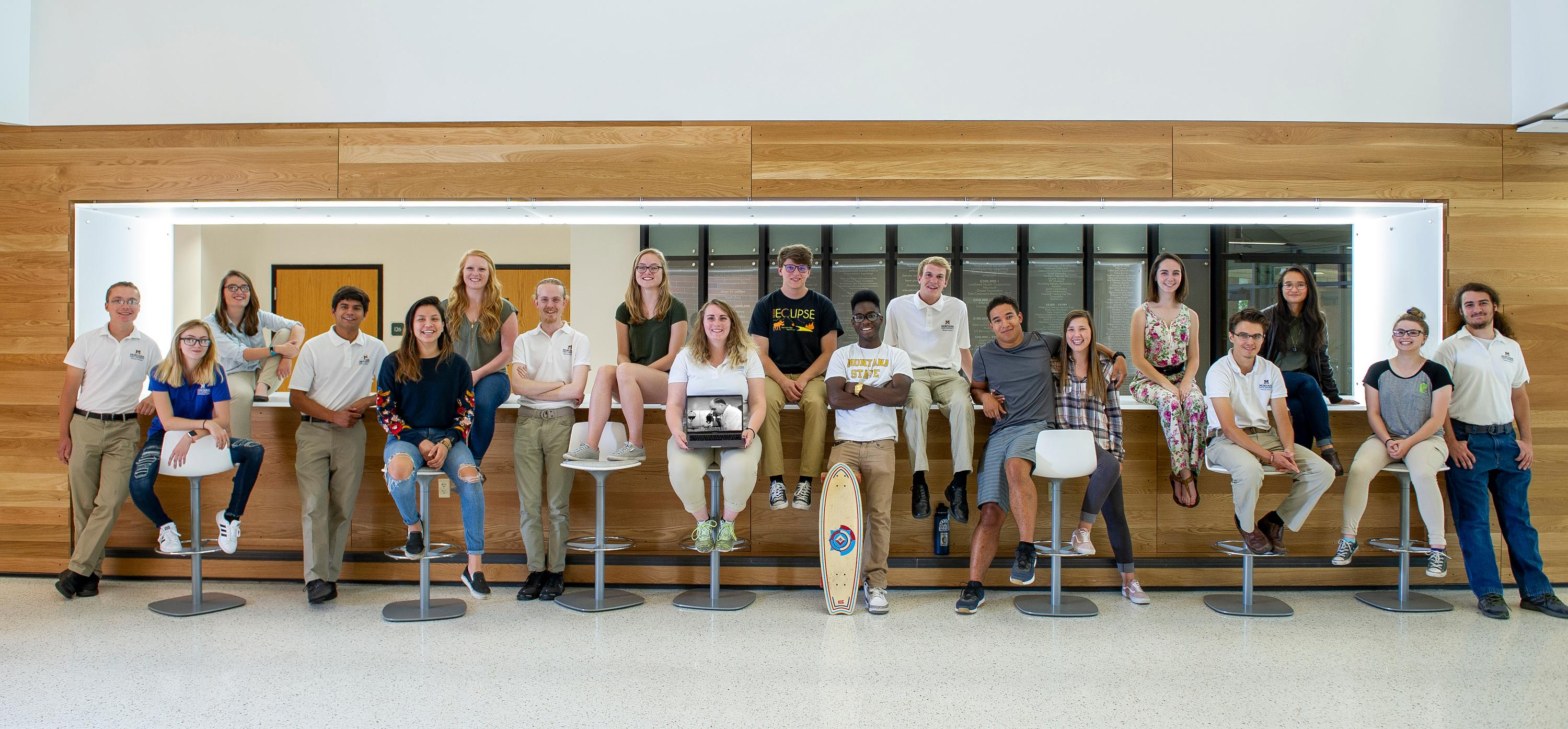 Building a university of hope - MSU Hilleman Scholars Program Featured in Mountains & Minds