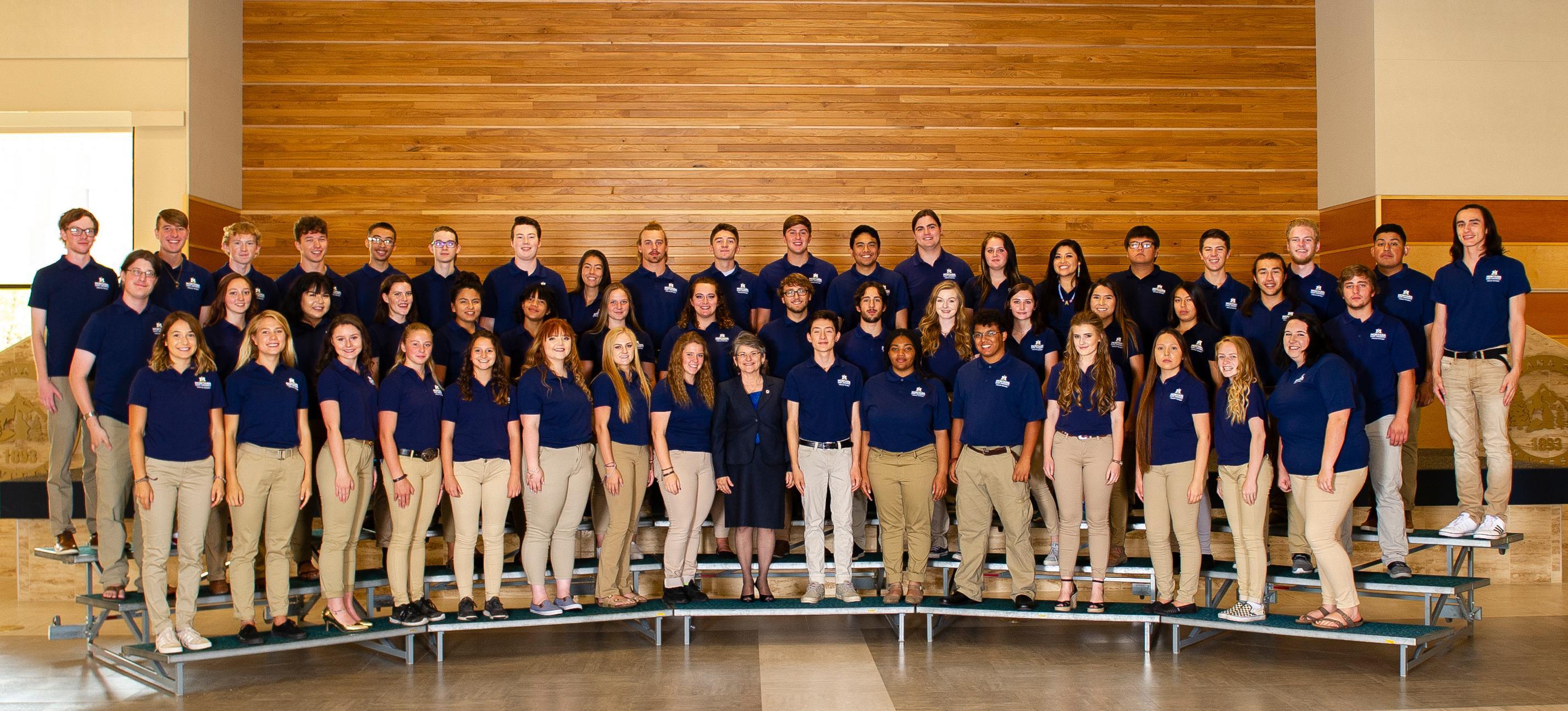 MSU Hilleman Scholars Entering Class of 2018