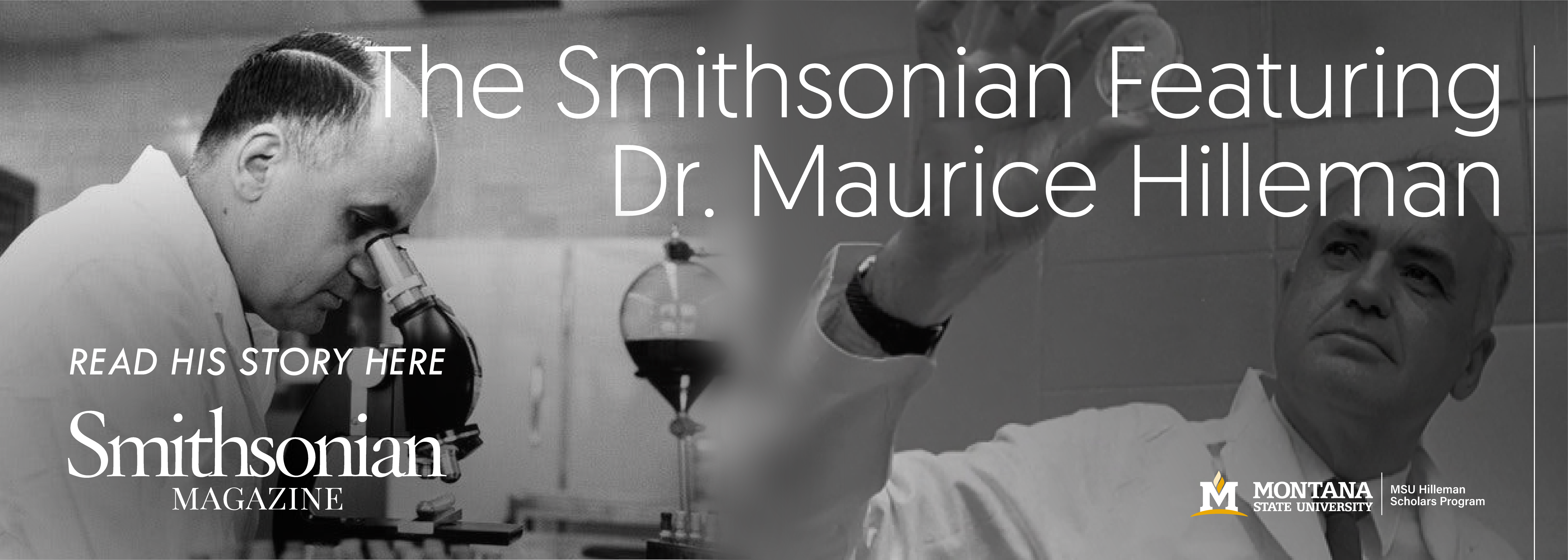 Dr. Hilleman Smithsonian Article