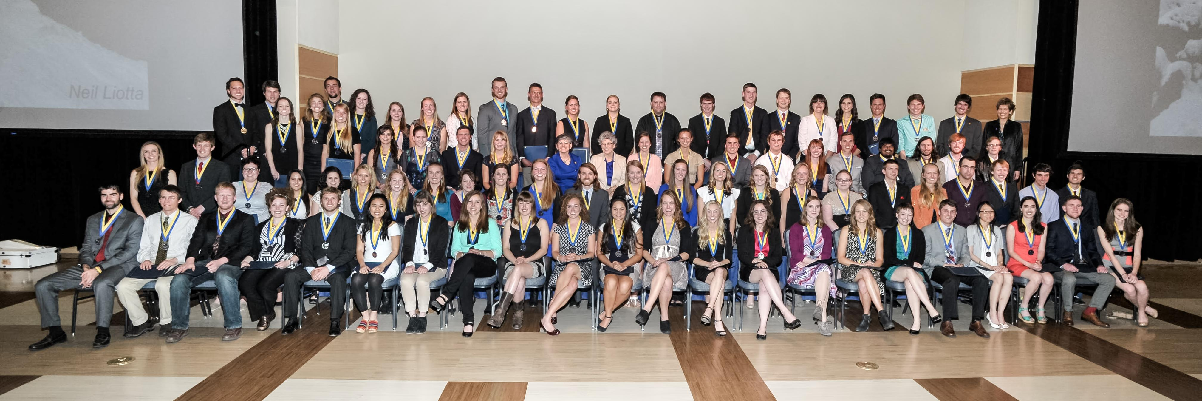 Spring 2015 Honors Graduates
