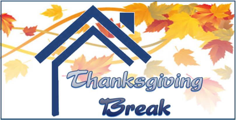 Thanksgiving Break Information Button