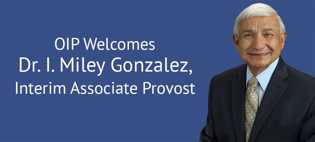 Dr. Gonzalez joins OIP
